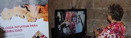 La UPV desarrolla una experiencia de accesibilidad virtual en La Lonja de la Seda de Valencia