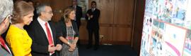 Madrid 2020 promociona su candidatura olímpica en Londres mediante una presentación 2.0