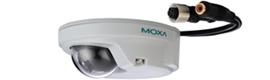 Moxa presenta la VPort P06-1MP-M12, una cámara IP HD compacta para aplicaciones móviles