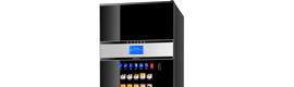 El Basque Culinary Center apuesta por la nueva máquina vending Novara de Azkoyen