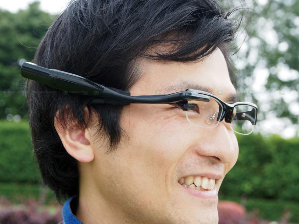 Japonesa con lentes y dildo - 4 7