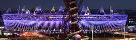 Crystal CG transforma el Estadio Olímpico de Londres en la pantalla digital más grande del mundo