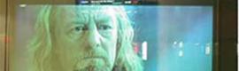 Nuevas pantallas holográficas de retroproyección de Kontroltek