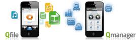 QNAP presenta Qfile y Qmanager, soluciones de administración remota del Turbo NAS