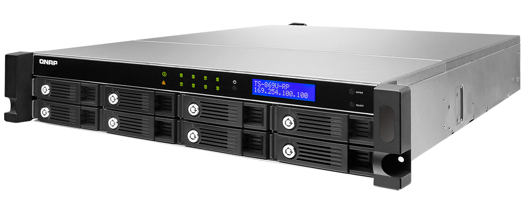 DOWNLOAD DRIVERS: QNAP TS-869U TURBO NAS