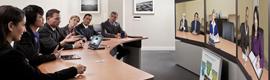 T-Systems amplía su oferta de telepresencia con Tata Communications