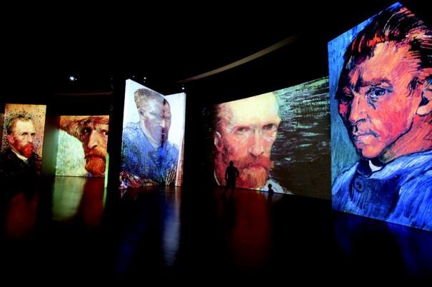 La obra de Van Gogh toman vida Van-Gogh-1-605x402