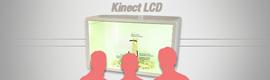 Unen Kinect y una pantalla LCD transparente para ofrecer realidad aumentada allí donde se mire