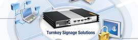 Advantech provides solutions turnkey digital signage Intel Core i processor 3rd generation