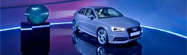 Audi monta un showroom interactivo en Copenhague