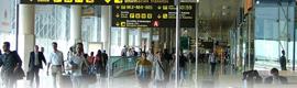 Los sistemas de grabación Aurall, presentes en numerosos aeropuertos españoles