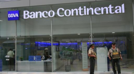 Bbva continental protegido gracias a los sistemas de cctv for Red oficinas bbva