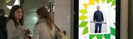 BP desarrolla una campaña de DOOH con contenidos generados por los usuarios