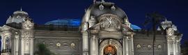 Citeluz iluminará la fachada del Museo de Bellas Artes de Santiago de Chile con tecnología LED en 2013