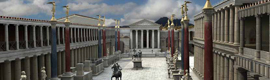 The MAC Empúries hosts a virtual exhibition on the last hours of Pompeii and Herculaneum