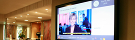 El digital signage adquiere cada vez más relevancia en los hoteles