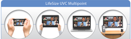 LifeSize presenta su MCU basado en software