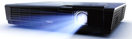 NEC launches new 3D Ready LED Portable Projector L51W