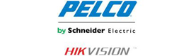 Integración de los NVRs de Hikvision con las cámaras de red de Pelco