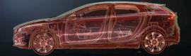 Volvo convierte el iPad en un escáner de rayos X para coches