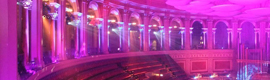 El Royal Albert Hall se decanta por los focos LED ParLite de Coemar