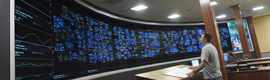 KCP & L updated their video walls powered by boat