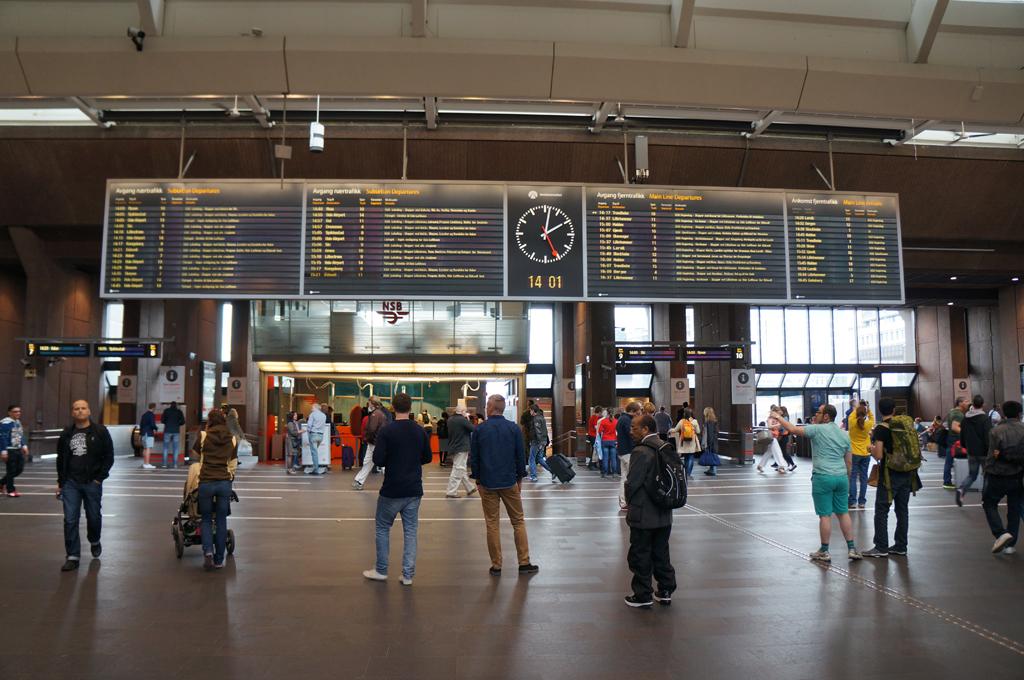 Nätdejting Oslo Centralt