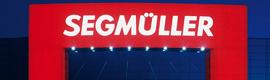 Segmüller apuesta por el monitoreo de vídeo centralizado con el software de gestión de vídeo de AxxonSoft