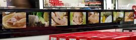 Toshiba Tec saca al mercado la nueva gama de cartelería digital Slim Signage