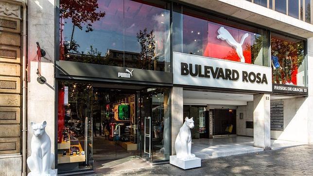 c7645efa4 Puma apuesta por el concepto interactivo retail 2.0 en su nueva tienda de  Barcelona