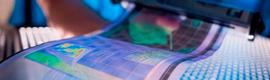 Crean unos códigos de datos de tinta electrónica como alternativa a los códigos QR