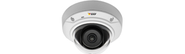 AXIS M3006-V, new dome camera fixed wide-angle, 3 megapixel and HDTV 1080 p