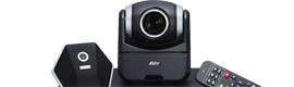Crambo Visuales distribuirá las soluciones de videoconferencia de AVer Information