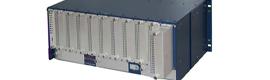 Exterity presenta el nuevo chasis AvediaStream c1110 monitor blade