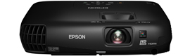 Epson extends its catalogue of projectors 3D