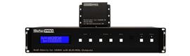 Gefen presenta una nueva matriz 8×8 para HDMI