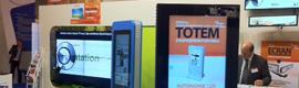Los tótems de Tecco, presentes en la feria EquipMag de París