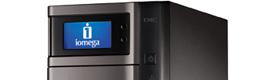 Iomega anuncia nuevos productos de grabación de vigilancia de seguridad en red