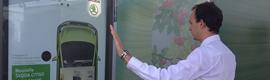 JCDecaux prueba una solución de digital signage con reconocimiento de gestos en las paradas de autobús de París