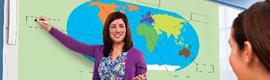 Mimio propone en SIMO 2012 herramientas para la formación y el trabajo en salas de reuniones