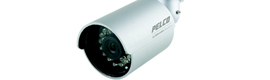 Pelco announces new camera type series BU bullet with long-range infrared lighting