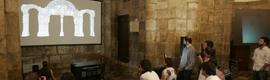 Una exposición virtual enseña las claves de la rehabilitación del Pórtico de la Catedral de Santiago