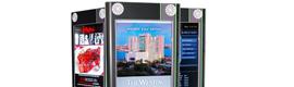 Meridian ofrece una nueva solución de kiosco de digital signage interactivo