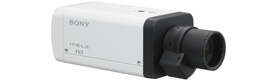 Sony unveils the first in Security Essen EX series of cameras IPELA IP-based technology