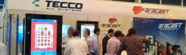 Tecco llevará a Digital Signage World su gama de tótems y el gestor de contenidos AraCast