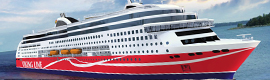 Interoute suministrará el sistema de señalización digital para el nuevo ferry de Viking Line