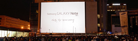 Music and technology merge in the launch of the new Samsung Galaxy Note 10.1
