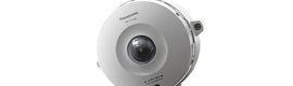 Panasonic introduces the new panoramic megapixel dome cameras WV-SW458 360 and WV-SF438