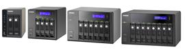 QNAP presenta la nueva serie Turbo NAS de alto rendimiento TS-x69L para profesionales y Pymes