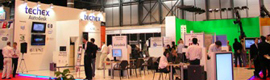Techex participará en el Digital Signage World by Viscom Sign 2012